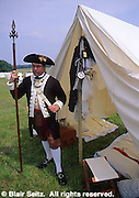 Revolutionary War Reenactment, Valley Forge National Historical Park, King of Prussia, Montgomery Co., PA
