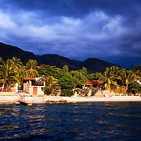Beach house rental on the Kaliko Beach of Western Haiti.