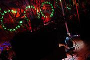 Nekita sings in a a nightclub in Hartford.