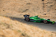 Josef Newgarden, #67, enters turn 6 during the GoPro Indy Grand Prix of Sonoma at Infineon Raceway in Sonoma, Calif., on Aug. 26, 2012.  Photo by Stan Olszewski/SOSKIphoto.