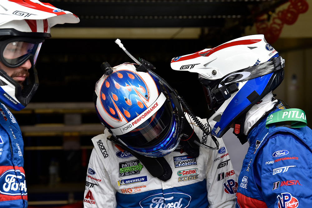#69 Ford Chip Ganassi Racing Ford GT: Scott Dixon<br /> Saturday 16 June 2018<br /> 24 Hours of Le Mans<br /> 2018 24 Hours of Le Mans<br /> Circuit de la Sarthe WI FR<br /> World Copyright: Scott R LePage