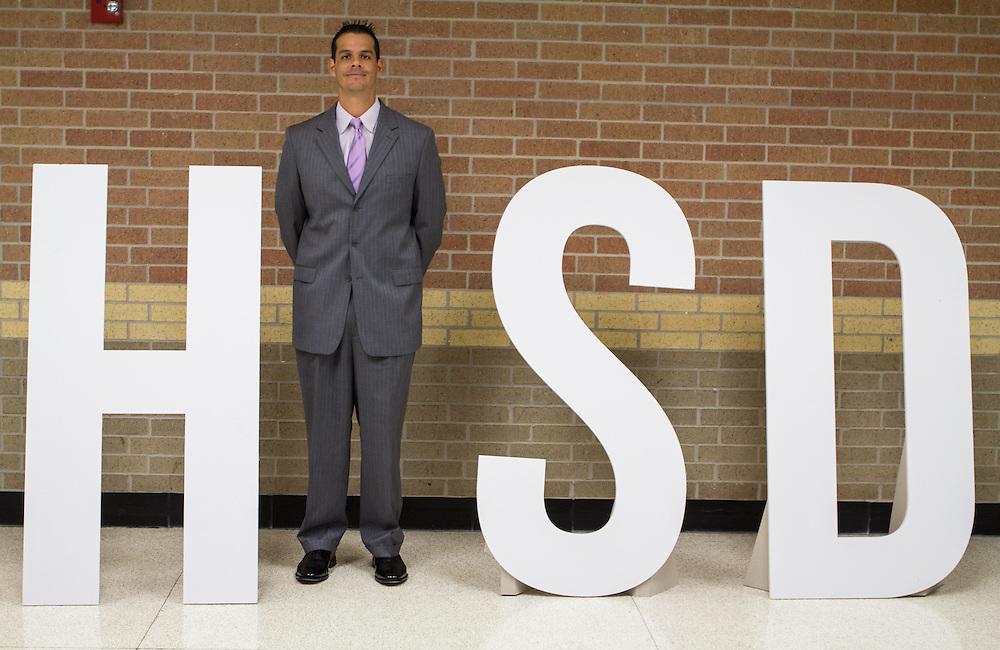 Rick Fernandez, Forest Brook Middle School
