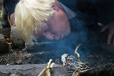 2015-07-30 Boris Johnson goes wild in Shooters Hill