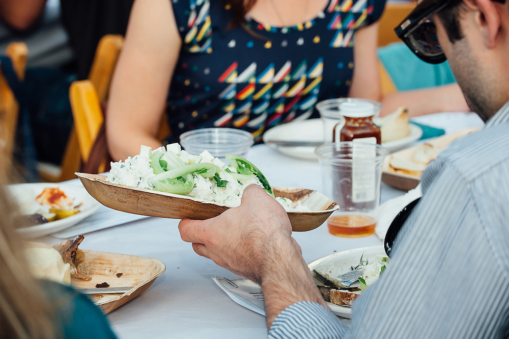 Food Innovation Center Pop Up Dinner