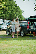 HOLLY CATTO; ANTONIA MERRILL, Royal Ascot. Tuesday. 14 June 2011. <br /> <br />  , -DO NOT ARCHIVE-© Copyright Photograph by Dafydd Jones. 248 Clapham Rd. London SW9 0PZ. Tel 0207 820 0771. www.dafjones.com.