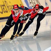 Ladies Pursuit - 2009 Essent ISU World Single Distances Speed Skating Championships - Photo Archive