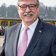 NLD/Amersfoort/20180327 - Maxima bij jubileum Het begint met Taal, Commisaris van Koningin provicie Utrecht, Willibrord van Beek