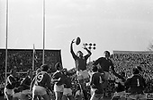 1976 - Rugby: Ireland v Wales at Lansdowne Road