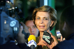 A governadora eleita do Rio Grande do Sul, Yeda Crusius durante coletiva de imprensa na FIERGS. FOTO: Jefferson Bernardes/Preview.com