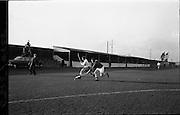 01/02/1964<br /> 02/01/1964<br /> 01 February 1964<br /> Interprovincial Mens Hockey, Ulster v Munster at Londonbridge Road, Sandymount, Dublin.