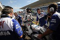20091003: ESTORIL, PORTUGAL - Moto GP 2009 - Portugal Grand Prix: Qualifying. In picture: Jorge LORENZO - MotoGP. PHOTO: Alvaro Isidoro/CITYFILES