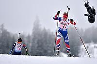 Skiskyting<br /> IBU World Championship<br /> VM 2016 Oslo<br /> Mix-stafett<br /> Foto: Gepa/Digitalsport<br /> NORWAY ONLY<br /> <br /> OSLO,NORWAY,03.MAR.16 - BIATHLON - IBU World Championships, relay 2x6km ladies and 2x7.5km men, mixed team. Image shows Marte Olsbu (NOR).