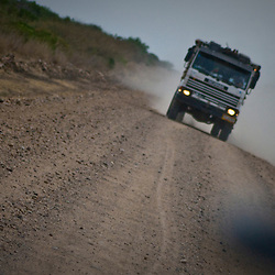 As big trucks roll south, the question is will this new road project be completed and will it bring the needed infrastructure and money that the Omo Valley desperately needs?