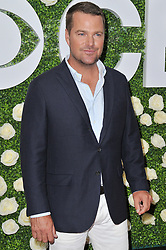 Chris O'Donnell arrives at the 2017 CBS Television Studios Summer Soiree TCA Party held at the CBS Studio Center – New York Street in Studio City, CA on Tuesday, August 1, 2017. (Photo By Sthanlee B. Mirador) *** Please Use Credit from Credit Field ***