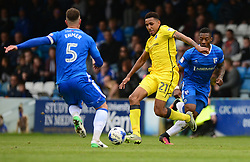 Cristian Montano of Bristol Rovers - Mandatory by-line: Alex James/JMP - 14/04/2017 - FOOTBALL - MEMS Priestfield Stadium - Gillingham, England - Gillingham v Bristol Rovers - Sky Bet League One