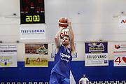 Dreke Diener<br /> Betaland Capo D'Orlando allenamento precampionato<br /> Lega Basket Serie A 2016/2017 <br /> Capo D'Orlando 02/09/2016<br /> Foto Ciamillo-Castoria