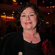 NLD/Hilversum/20110130 - Nationaal Songfestival 2011, Richarda van Kasbergen, moeder van Yolanthe Cabau van Kasbergen