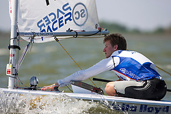 Laser, May 25th 2012. Delta Lloyd Regatta  (22/26 May 2012). Medemblik - the Netherlands.