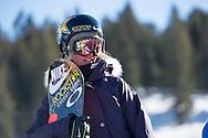 Silje Norendal during Women's Snowboard Slopestyle Practice during 2015 X Games Aspen at Buttermilk Mountain in Aspen, CO. ©Brett Wilhelm/ESPN