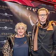 NLD/Amsterdam/20171002 - remiere Liesbeth List de Musical, Erik Beekes en ..........