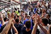 Team Banco di Sardegna Dinamo Sassari, Commando Ultra' Dinamo<br /> Banco di Sardegna Dinamo Sassari - Happy Casa Brindisi<br /> LBA Serie A Postemobile 2018-2019 Playoff Quarti di Finale Gara2<br /> Sassari, 20/05/2019<br /> Foto L.Canu / Ciamillo-Castoria