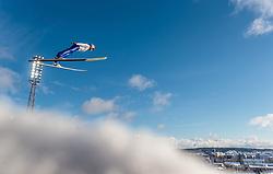 24.02.2017, Lahti, FIN, FIS Weltmeisterschaften Ski Nordisch, Lahti 2017, Nordische Kombination, Skisprung, im Bild Mario Seidl (AUT) // Mario Seidl of Austria during Skijumping of Nordic Combined competition of FIS Nordic Ski World Championships 2017. Lahti, Finland on 2017/02/24. EXPA Pictures © 2017, PhotoCredit: EXPA/ JFK