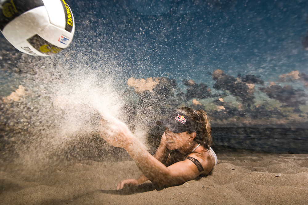 Athlete participates at Red Bull Spiked in Deerfield Beach,Florida USA on September 09 2011