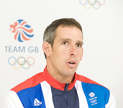 End of Olympic 2012 Games <br /> Press Conference<br /> Team GB <br /> at Team GB House, Stratford, London, Great Britain <br /> 12th August 2012 <br /> <br /> Andy Hunt <br /> Chef de Mission<br /> <br /> Lord Colin Moynihan<br /> Chair British Olympic Assocation<br /> <br /> Alistair Brownlee<br /> <br /> Jonathan Brownlee<br /> <br /> Tim Baillie<br /> <br /> Etienne Stott<br /> <br /> Gemma Gibbons<br /> <br /> Beth Tweddle<br /> <br /> Andrew Triggs-Hodge<br /> <br /> Michael jamieson<br /> <br /> Robbie Grabarz<br /> <br /> <br /> Photograph by Elliott Franks
