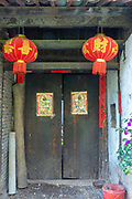 Traditional town of Shigu, Yulong County, Yunnan, China