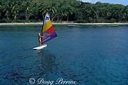 windsurfing, <br /> St. Croix, U.S. Virgin Islands, West Indies<br /> ( Caribbean Sea ) MR 103