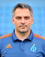 2016.07.07 Chorzow<br /> Pilka nozna Ekstraklasa sezon 2016/2017 Sesja Ruch Chorzow<br /> N/z Leszek Dyja<br /> Foto Norbert Barczyk / PressFocus<br /> <br /> 2016.07.07 Chorzow<br /> Football Polish Ekstraklasa season 2016/2017 Photo Session team Ruch Chorzow<br /> Leszek Dyja<br /> Credit: Norbert Barczyk / PressFocus