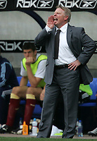 Photo: Paul Thomas. <br /> Bolton Wanderers v Newcastle United. Barclays Premiership. 11/08/2007. <br /> <br /> Sammy Lee, manager of Bolton.