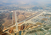 runway approach shot Ben Gurion International Airport (IATA: TLV, ICAO: LLBG)