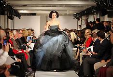 Oscar de la Renta show in New York A/W2012