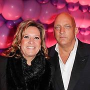 NLD/Amsterdam/20120330 - Emma Raising Fund Night, Herman den Blijker en partner Jacqueline Doesburg