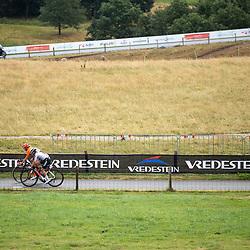 22-08-2020: Wielrennen: NK vrouwen: Drijber<br /> Vredestein spandoek