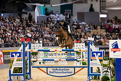 Lüneburg Nisse, GER, Luca Toni 27<br /> Grand Prix Jumping<br /> Neumünster - VR Classics 2019<br /> © Hippo Foto - Stefan Lafrentz