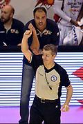 DESCRIZIONE : Pistoia Lega A 2014-2015 Giorgio Tesi Group Pistoia Banco di Sardegna Sassari<br /> GIOCATORE : Paolo Moretti Arbitro<br /> CATEGORIA : Arbitro Delusione<br /> SQUADRA : Giorgio Tesi Group Pistoia Arbitro<br /> EVENTO : Campionato Lega A 2014-2015<br /> GARA : Giorgio Tesi Group Pistoia Banco di Sardegna Sassari<br /> DATA : 20/10/2014<br /> SPORT : Pallacanestro<br /> AUTORE : Agenzia Ciamillo-Castoria/GiulioCiamillo<br /> GALLERIA : Lega Basket A 2014-2015<br /> FOTONOTIZIA : Pistoia Lega A 2014-2015 Giorgio Tesi Group Pistoia Banco di Sardegna Sassari<br /> PREDEFINITA :