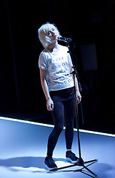 If You Kiss Me, Kiss Me                                    <br /> Conceived by Jane Horrocks and Aletta Collins<br /> at The Young Vic Theatre, London, Great Britain <br /> Press photocall <br /> 14th March 2016 <br /> <br /> <br /> Jane Horrocks<br /> <br />  <br /> <br /> Photograph by Elliott Franks <br /> Image licensed to Elliott Franks Photography Services