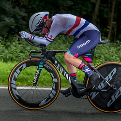 GENNEP (NED) CYCLING, SIMAC LADIES TOUR,   August 26th 2021,<br /> ALica Barnes