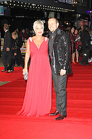 Denise Welch, Run For Your Wife - World Film Premiere, Odeon Cinema Leicester Square, London UK, 05 February 2013, (Photo by Richard Goldschmidt)