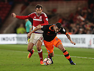 070117 Middlesbrough v Sheffield Wednesday