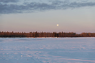 """December's full Moon has traditionally been known as the Full Cold Moon by some Native Americans tribes since this is the month that brings in the cold winter season.<br /> This full Moon was also called the Long Nights Moon by Native American groups because it rose during the """"longest"""" nights of the year, which are near the December 21 winter solstice.  The """"Long Nights Moon"""" name is also fitting because December's full Moon shines above the horizon for a longer period of time that most moons."""