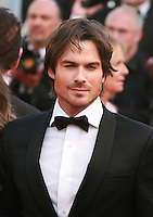 Ian Somerhalder at the gala screening for the film Youth at the 68th Cannes Film Festival, Wednesday May 20th 2015, Cannes, France.