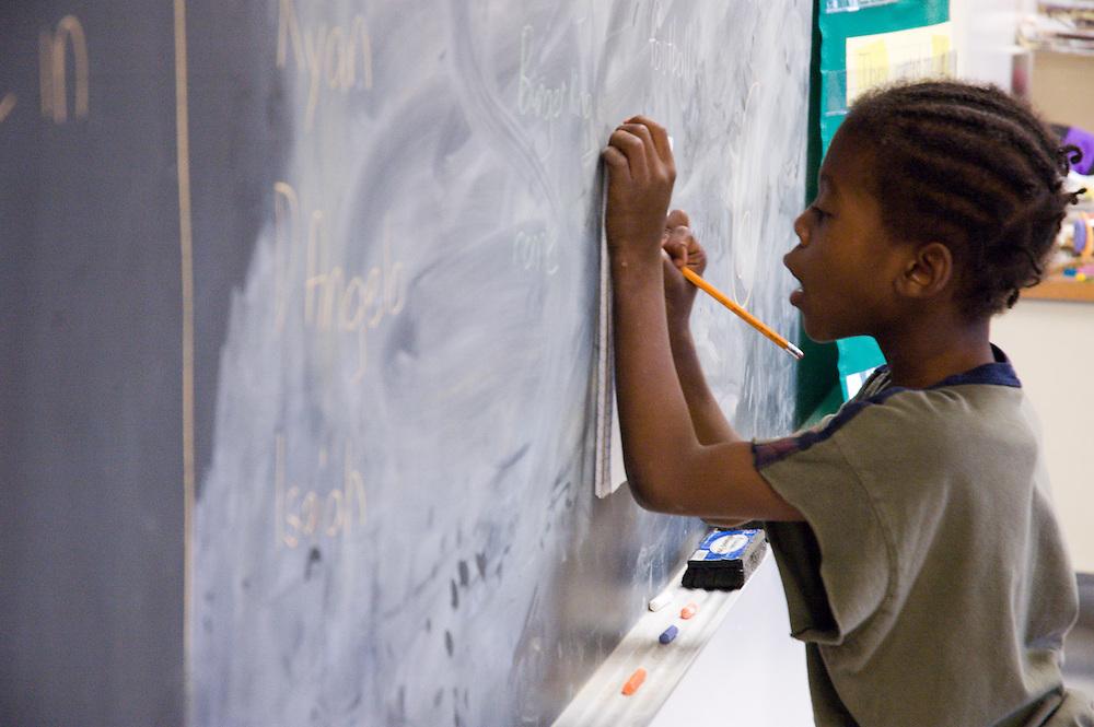 The Center for Summer Learning. The Center for Social Concern's Teach Baltimore program, 2005. Brehms Lane Elementary.