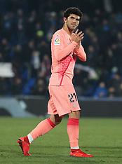 Getafe v FC Barcelona - 06 Jan 2019
