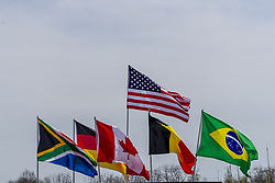 May 6, 2018 - Lexington, Ohio, United States of America - Mid-Ohio Sports Car Course plays host to the IMSA WeatherTech SportsCar Championship for the Acura Sports Car Challenge in Lexington, Ohio. (Credit Image: © Walter G Arce Sr Asp Inc/ASP via ZUMA Wire)