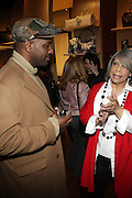 """30 March 2010-New York, NY- l to r:  Chris Chambers and Patti Austin at The Foundation for Social Change Announcement of Grammy Award-Winning Vocalist Patti Austin as The National Spokesperson for The Foundation for Social Change held at Longchamp on March 30, 2010 in Soho, New York City..The Foundation for Social Change mobilizes businesses to implement initiatives that benefit both their bottom line and the economic growth of their surrounding communities. We are a not-for-profit corporation focused primarily on U.S. issues. Our work is based on the principle: ?""""Do good to get good."""""""