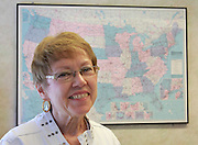 Empire Comfort Systems Sales Associates Manager Carol Burtz has been at the company for 53 years.  At age 70, she has no plans on retiring.  The Belleville manufacturing firm is celebrating its 80th anniversary.