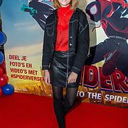 NLD/Amsterdam/20181215 - Premiere Spider-man Into the spider-verse, Naomie Sauer